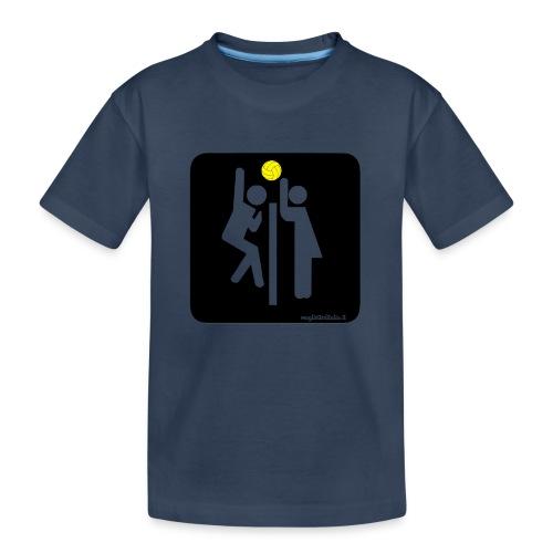 Toilet Volley - Maglietta ecologica premium per ragazzi
