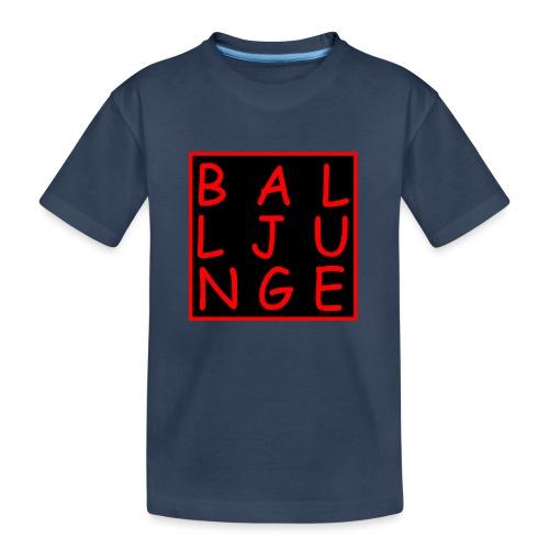 Balljunge - Teenager Premium Bio T-Shirt