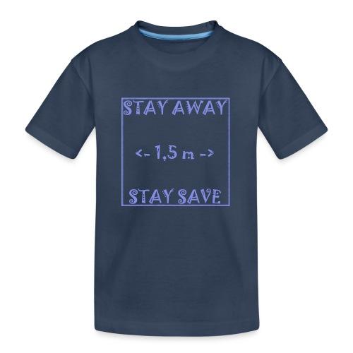 Fight COVID-19 #12 - Teenager Premium Bio T-Shirt