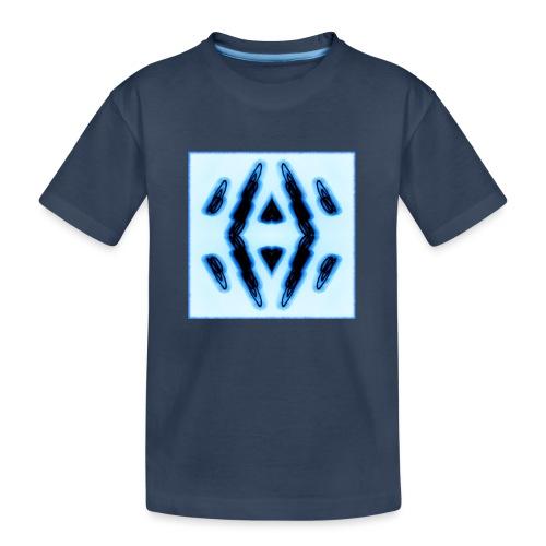 Lichtertanz #3 - Teenager Premium Bio T-Shirt
