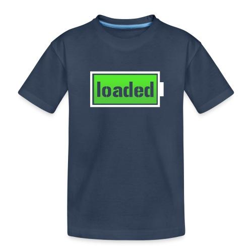 loaded - Ekologisk premium-T-shirt tonåring