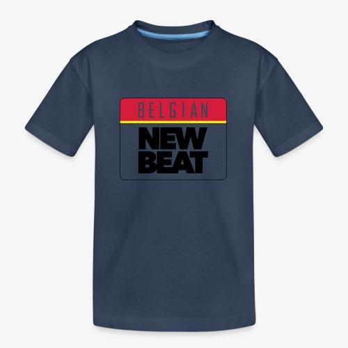 BNB LOGO - Teenager premium biologisch T-shirt