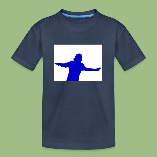 Drogba CFC - Ekologisk premium-T-shirt tonåring