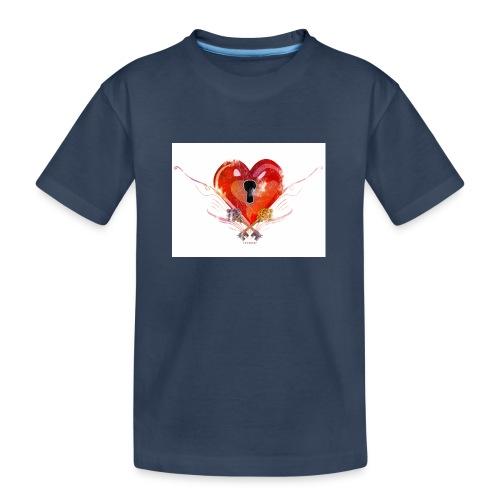 stvalentinmotif2 - T-shirt bio Premium Ado