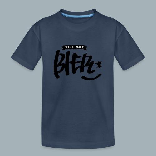 Bier Premium T-shirt - Teenager premium biologisch T-shirt