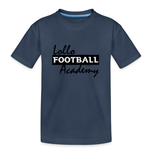 Mugg - LolloAcademy - Ekologisk premium-T-shirt tonåring