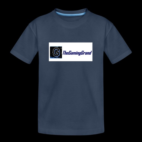 grand picture for white - Teenager Premium Organic T-Shirt