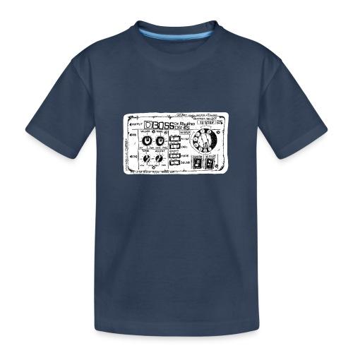 Drum Machine's R Ace! - Teenager Premium Organic T-Shirt