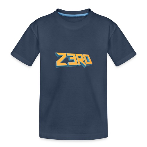 The Z3R0 Shirt - Teenager Premium Organic T-Shirt