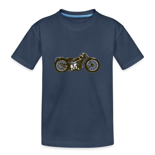 Classic Cafe Racer - Teenager Premium Organic T-Shirt