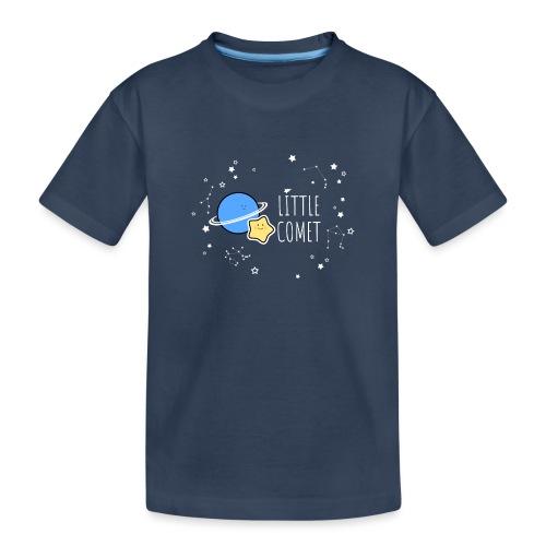 Little Comet - Teinien premium luomu-t-paita