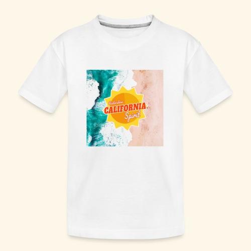California Spirit Surfin - T-shirt bio Premium Ado