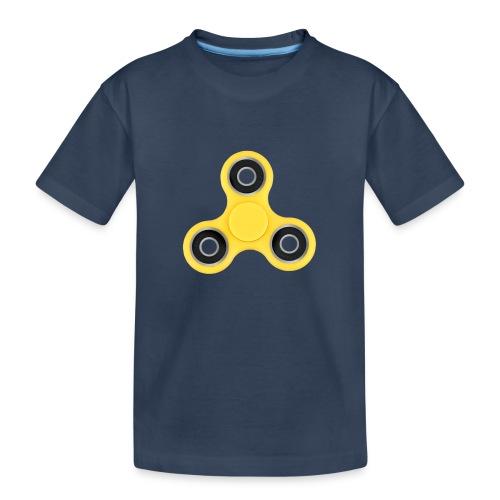 Hand Spinner - T-shirt bio Premium Ado