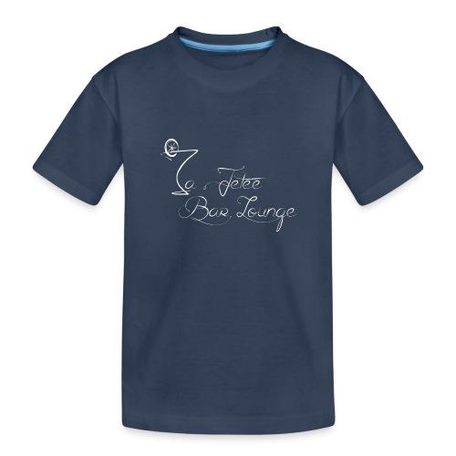 La Jetée Bar lounge - T-shirt bio Premium Ado