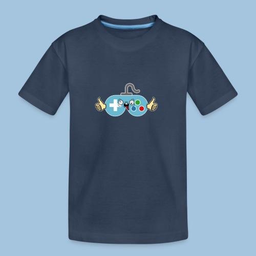 Het Oude Logo - Teenager premium biologisch T-shirt