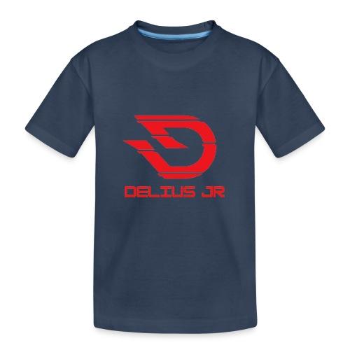 Delius Jr - Teenager premium biologisch T-shirt