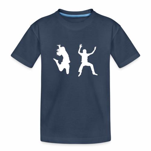 Trampoline - Teenager Premium Organic T-Shirt