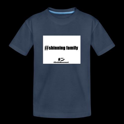 shinning family - T-shirt bio Premium Ado