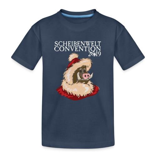 Scheibenwelt Convention 2019 - Schneevater - Teenager Premium Bio T-Shirt