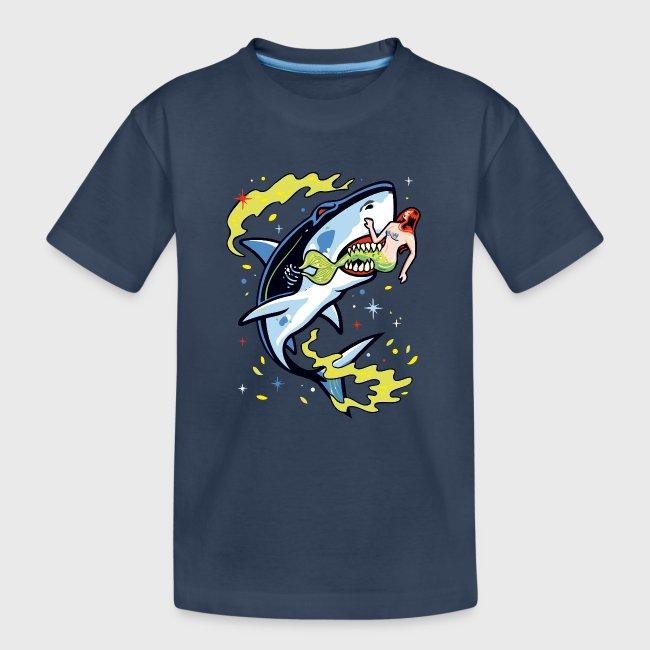 Requin mangeur de sirène