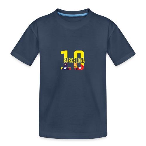 Barcelona Design. Modern und trendig - Teenager Premium Bio T-Shirt