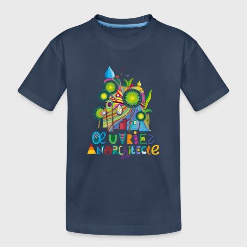 Anarchitecte - T-shirt bio Premium Ado