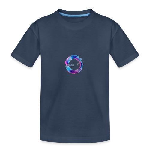 J h - Camiseta orgánica premium adolescente