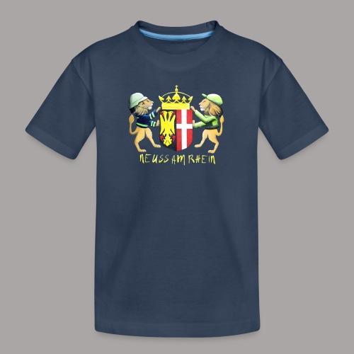 Neuss am Rhein - Teenager Premium Bio T-Shirt