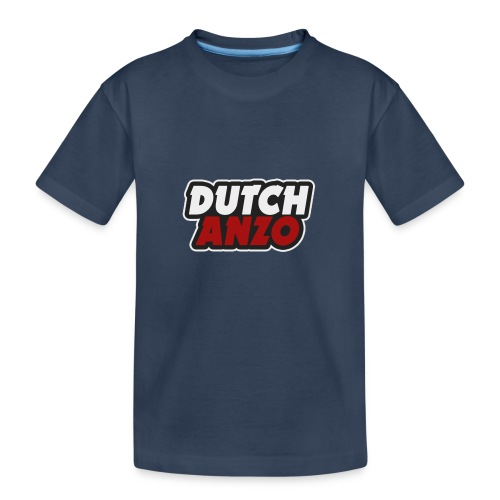 dutchanzo - Teenager premium biologisch T-shirt