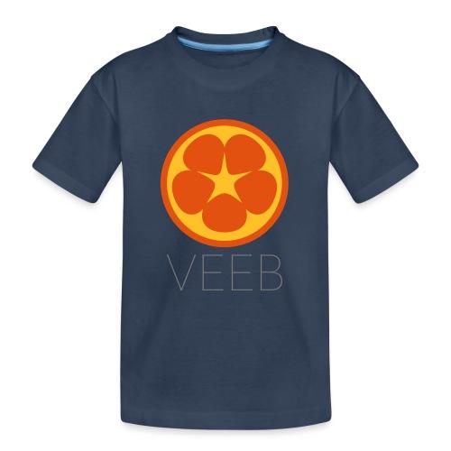 VEEB - Teenager Premium Organic T-Shirt