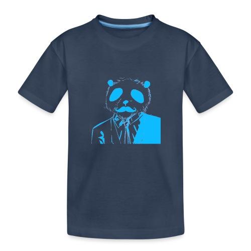 BluePanda Logo - Teenager Premium Organic T-Shirt