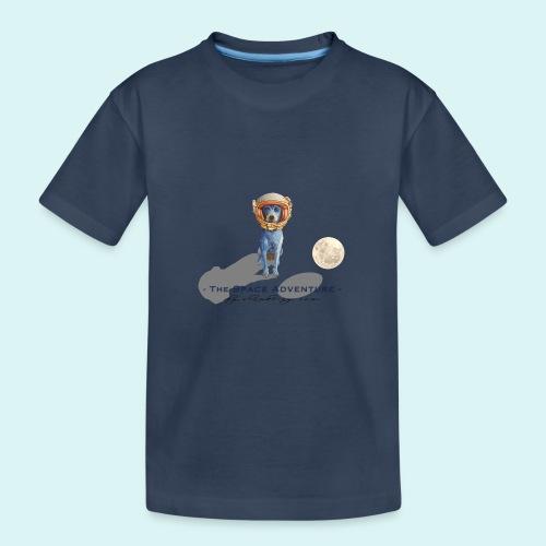 The Space Adventure - Teenager Premium Organic T-Shirt