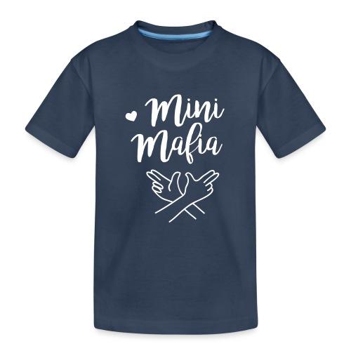 Mini-Mafia Langarmshirt (Teenager) - Teenager Premium Bio T-Shirt