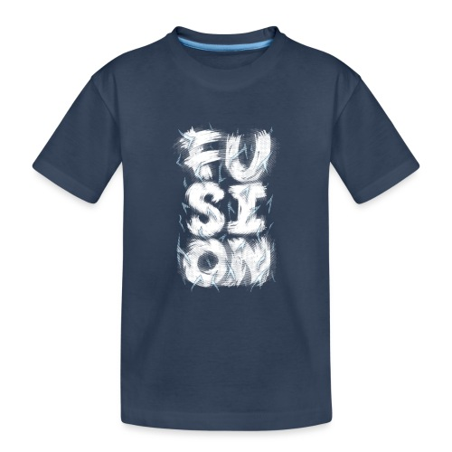 Fusion - Teenager Premium Organic T-Shirt