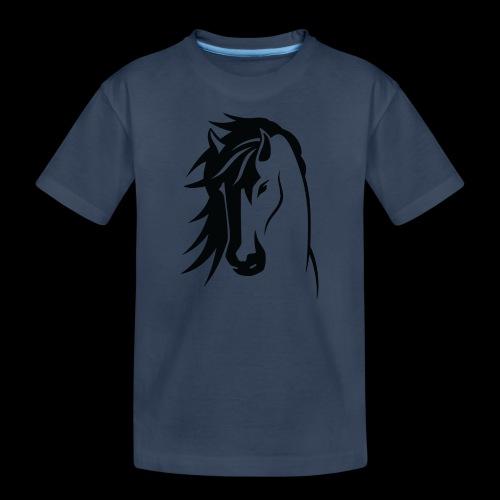 Stallion - Teenager Premium Organic T-Shirt