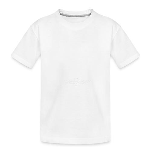 Baltic Sea Folkeboot - Teenager Premium Bio T-Shirt