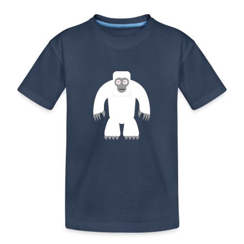 Yeti - Teenager Premium Bio T-Shirt