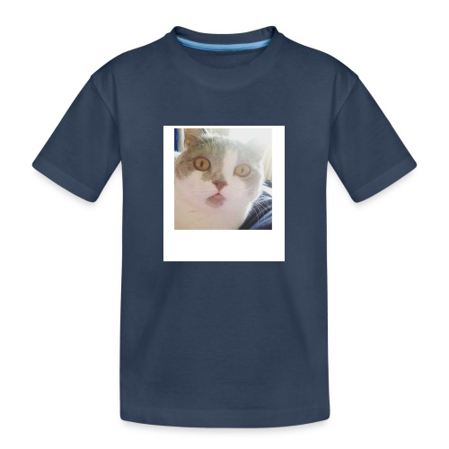 George T-Shirt (Kinderen) - Teenager premium biologisch T-shirt