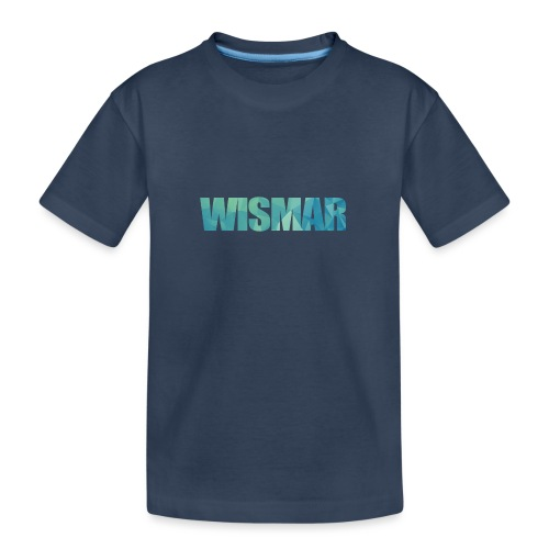 Wismar - Teenager Premium Bio T-Shirt