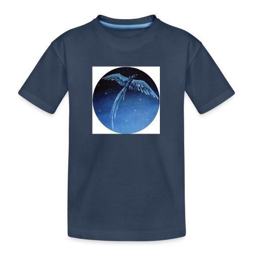 Oiseau Bleu 1 - T-shirt bio Premium Ado