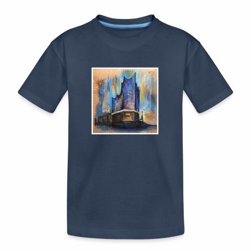 Elbphilharmonie Hamburg - Teenager Premium Bio T-Shirt