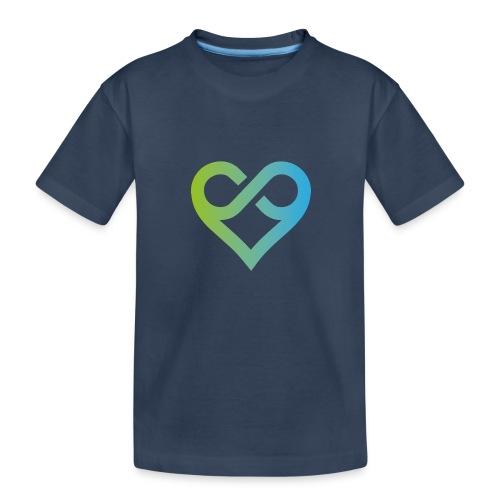 Michael J. Roads Logo - Teenager Premium Organic T-Shirt