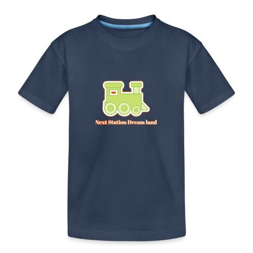 Next Station Dream country - Teenager Premium Organic T-Shirt