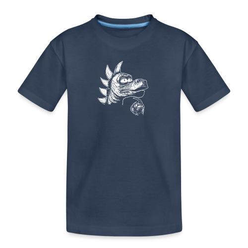 FILOZOSMOK - Ekologiczna koszulka młodzieżowa Premium