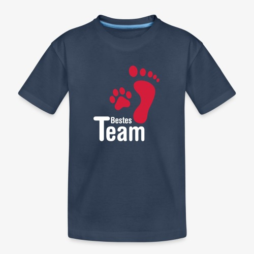 Bestes TEAM - Teenager Premium Bio T-Shirt
