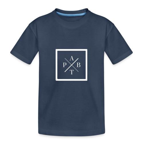Transparent - Teenager Premium Organic T-Shirt