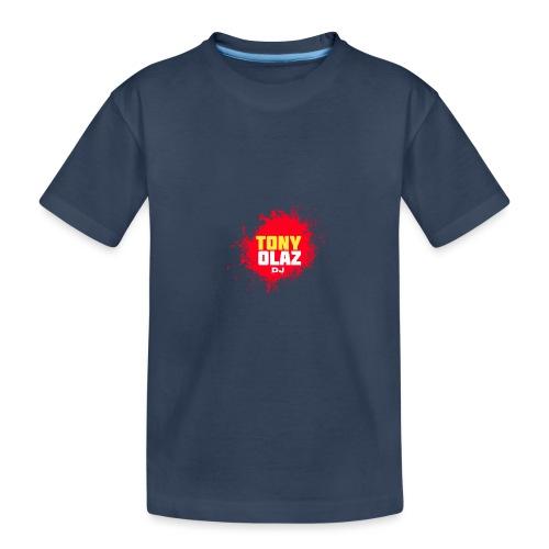 Marca Tony Olaz dj - Camiseta orgánica premium adolescente