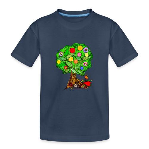 LebensBaum - Teenager Premium Bio T-Shirt
