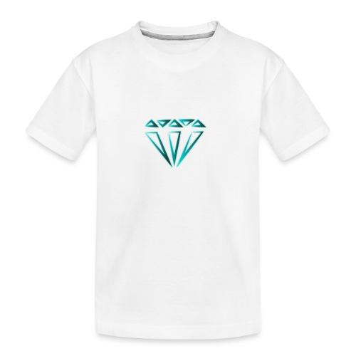 diamante - Maglietta ecologica premium per ragazzi