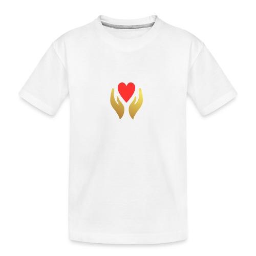 Abrahamic Reunion - Teenager Premium Organic T-Shirt